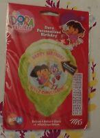 18 Dora The Explore Balloon To Personalized Happy Birthday