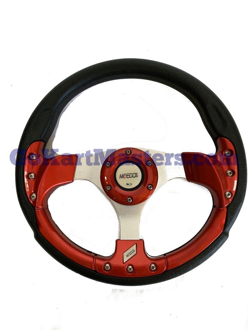 TrailMaster 150 300 Steering Wheel (Red)