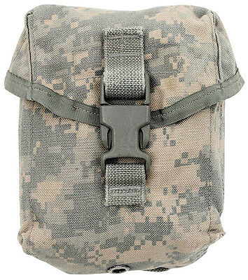 Militaria Sinnvoll Us Army Military Molle First Aid Ifak Pouch Ucp Acu Camouflage Tasche
