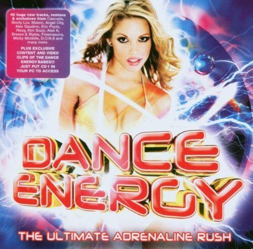 Dance Energy CD (2007)