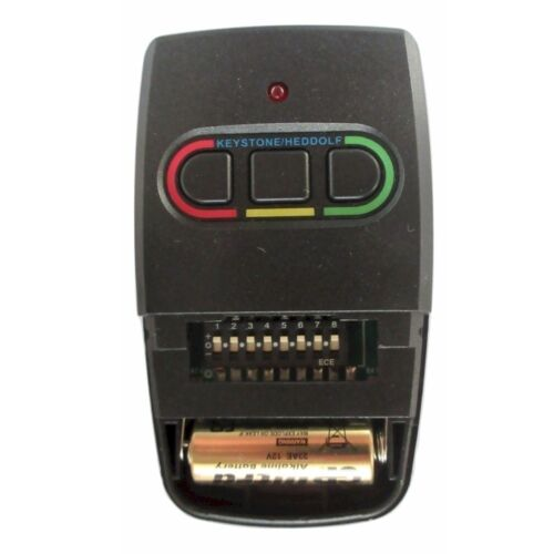 Heddolf New Model P220-3KB Allstar Allister Pulsar Visor Remote 318MHz 8 Code Sw