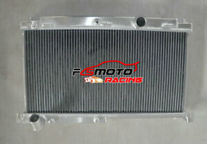 3-ROW-ALUMINUM-RADIATOR-for-MAZDA-RX7-RX-7-FD3S-MT-1992-1993-1994-1995-92-93-94