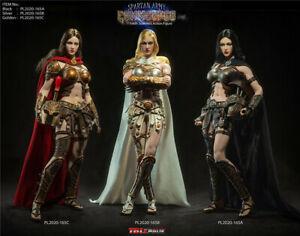 1-6-TBLeague-PL2020-165-Spartan-Army-Commander-Female-Action-Figure-Collectible
