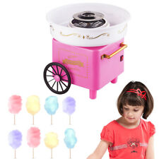 Diy Electric Sweet Cotton Device Candy Machine Sugar Floss Maker Carnival Party