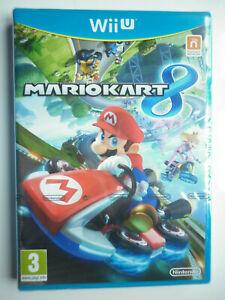 Mario Kart 8 Game Video Nintendo Wii U Ebay