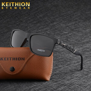 TR90-Frame-Square-HD-Polarized-Sunglasses-Men-Driving-Fishing-Sports-Eyewear