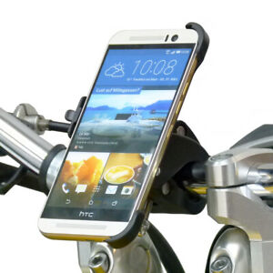 Details about Dedicated Quick Fix Motorcycle Bike Phone Handlebar Mount for  HTC ONE M9