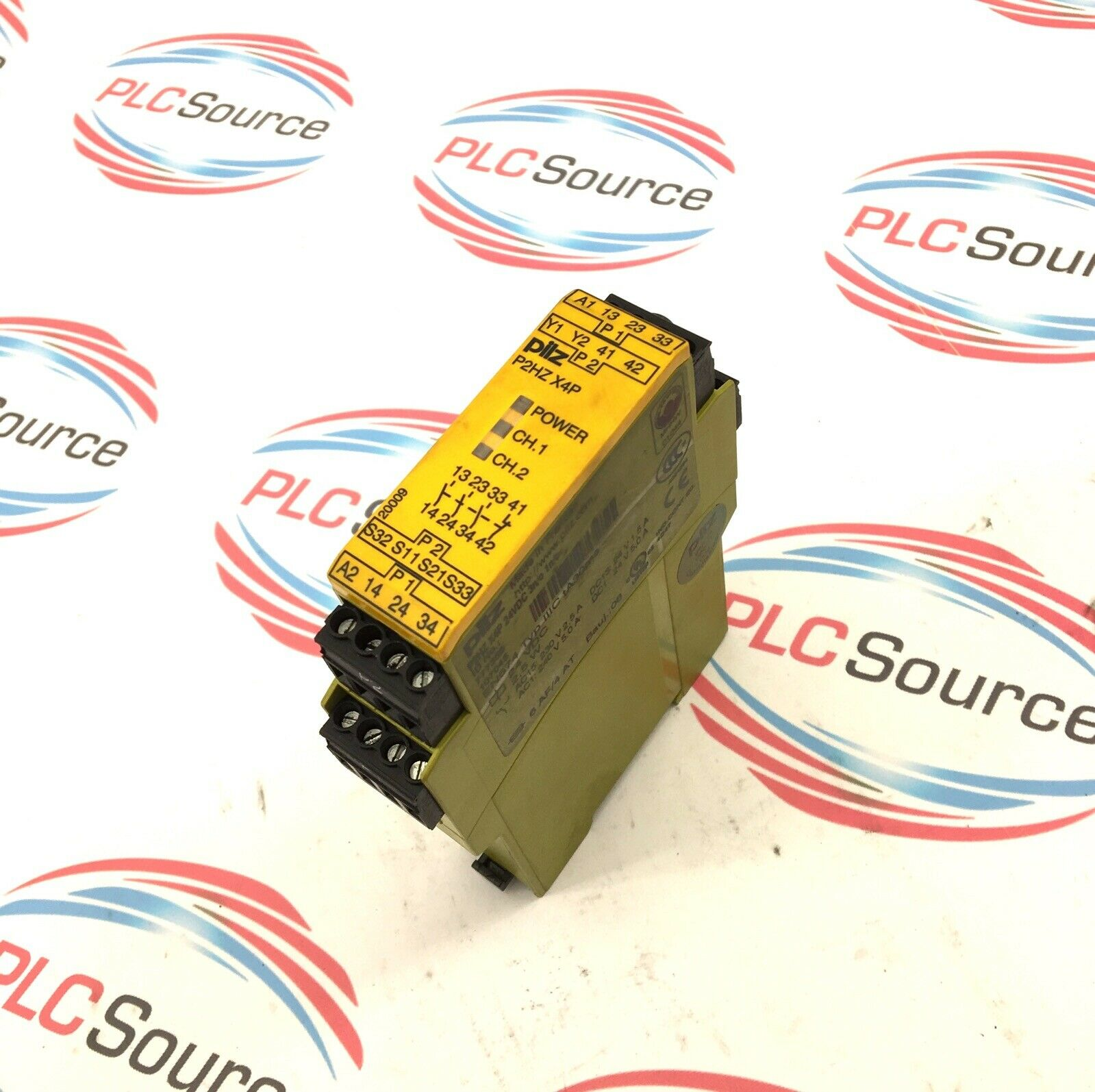 PILZ P2HZX4P   777355 SAFETY RELAY