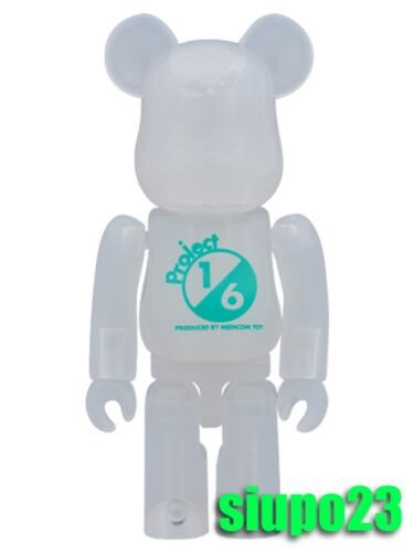 Medicom 100/% Bearbrick ~ Series 31 Be@rbrick Release Campaign Edition Project