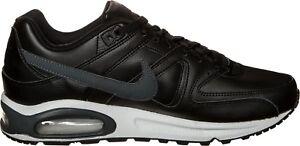 Sneakers Grey Man Ginnastica Leather Nike Command Scarpe Uomo Air Black Max wR1XBxY