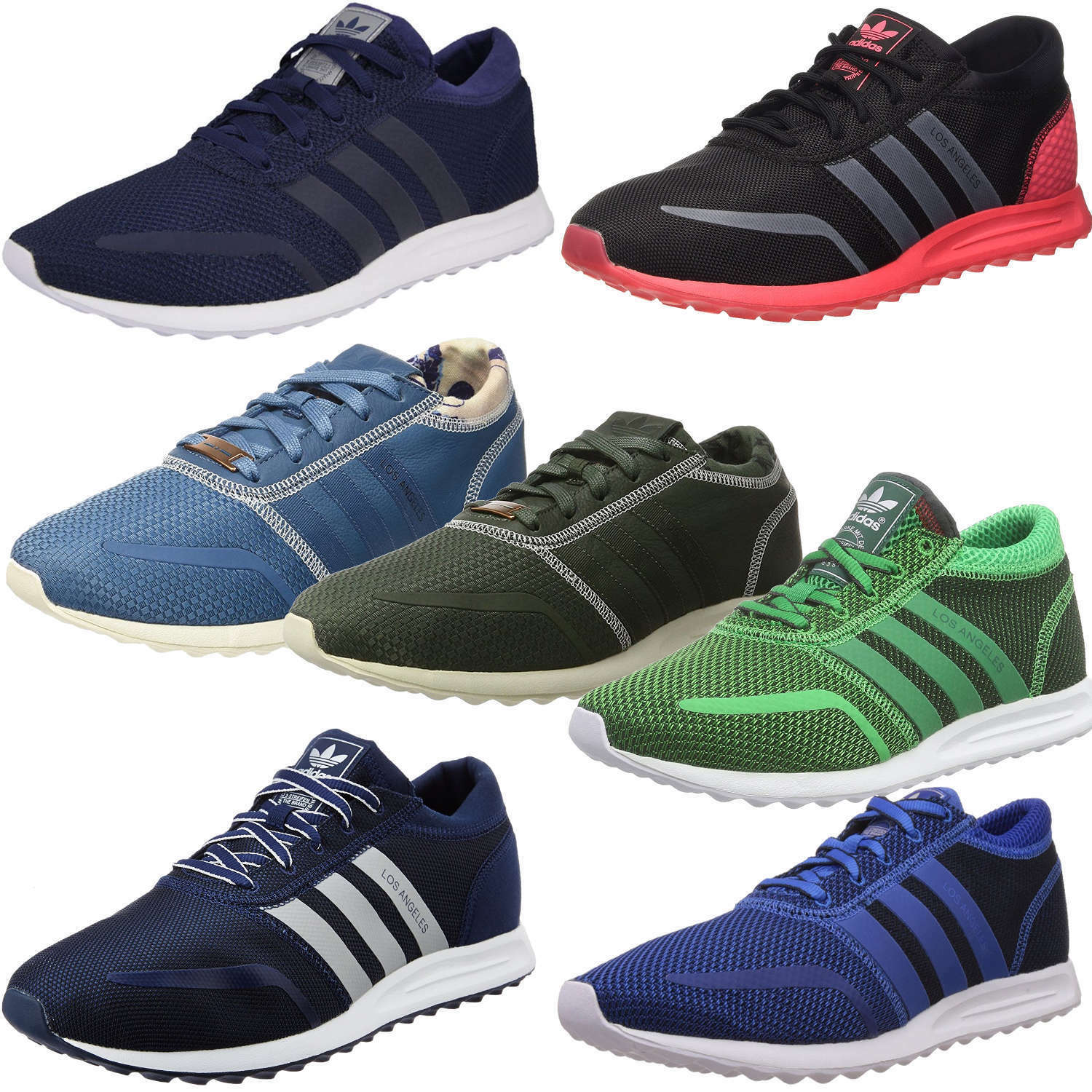 ADIDAS ORIGINALS Sneakers LOS ANGELES Men Male Sneakers ORIGINALS Trainers Shoes 7be04f