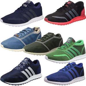 e92966da62a21 Image is loading ADIDAS-ORIGINALS-LOS-ANGELES-Men-Male-Sneakers-Trainers-