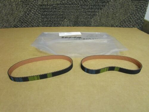 NEW LOT OF 2 TSUBAKI TIMING BELT 300P3M10 10mm WIDTH 300-P3-M-10