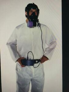Survivair-Powered-Air-Purifying-Respirator-PAPR-with-HEPA-Filters-Ready-To-Use