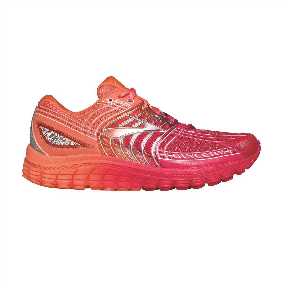 Brooks Glycerin 12 Womens Runner (B) (697) + Free Aus Delivery