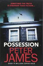 Peter James _____ Possession ____ Nuevo B Formato ____ Envío Gratis Gb