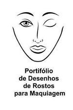 Portifolio de Desenhos de Rostos para Maquiagem by sarie Smith (2015, Paperback)