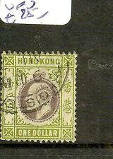 HONG KONG (P2906B) KE  $1.00  SG7     VFU