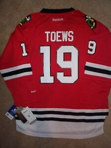 93f66a11b05 Image is loading 70-REEBOK-Chicago-Blackhawks-JONATHAN-TOEWS-Jersey-YOUTH-