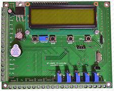 Amplifier control board, SSPA LDMOS MOSFET, HF multi  band, sequenser