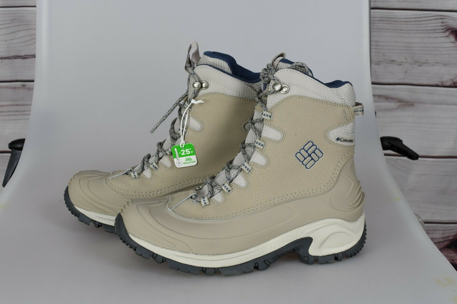Columbia blancfield Waterproof 200g Insolation femmes Winter bottes -25F -32C