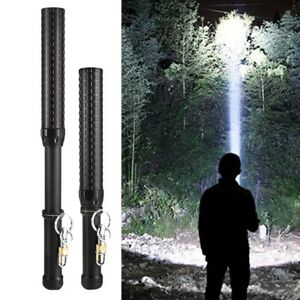 LED-Long-Baseball-Bat-Flashlight-2000Lumens-Waterproof-Bright-Baton-Torch-Mode