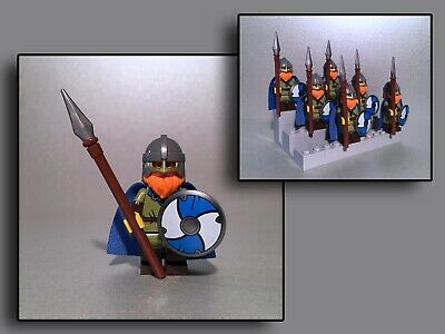 Lego Minifiguren Serie 20 Wikinger 71027 NEU in OVP