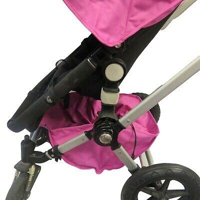 Pink Under Seat Storage Basket for Bugaboo Cameleon 1 2 3 ...
