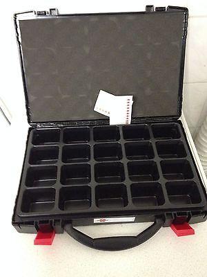 Würth ORSY 200 Sortimentkoffer mit 20-Fach Einteilung