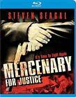 Mercenary for Justice 0024543815242 Blu-ray Region 1