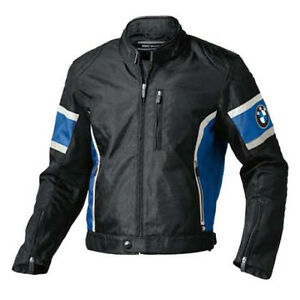 bmw motorrad lederjacke chaqueta de motorista cuero giacca in pelle moto ebay. Black Bedroom Furniture Sets. Home Design Ideas