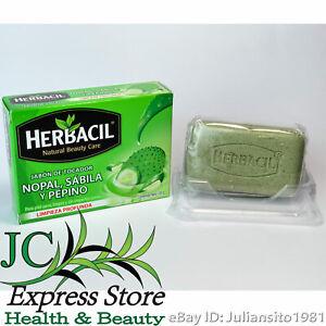 JABON-HERBACIL-NOPAL-SABILA-Y-PEPINO-NOPAL-SABILA-AND-CUCUMBER-BAR-SOAP