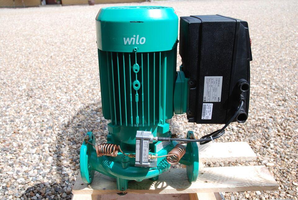 PUMPE, WILO W 100 120-2-F 88 E