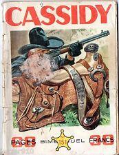 ~°~ CASSIDY n°151 ~°~ 1959 IMPERIA