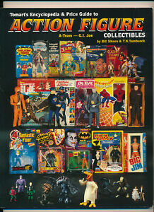 New Tomart S Encyclopedia Price Guide To Action Figure Collectibles 1 Gi Joe 9780914293279 Ebay