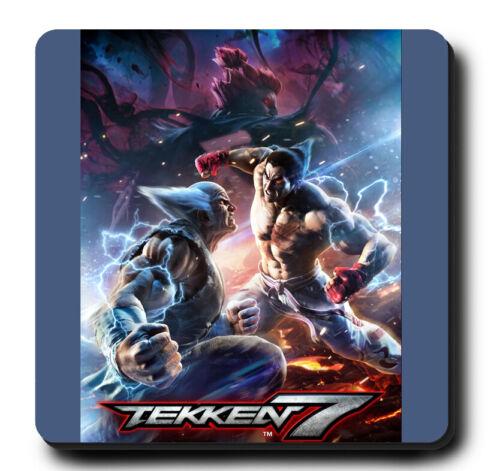 Coaster Set ps1 ps2 Tag tournament 1 2 3 4 5 6 7 Tekken Series Coffee Tea