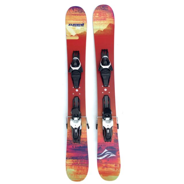 Summit Custom 110cm Skiboards Snowblades W. Atomic