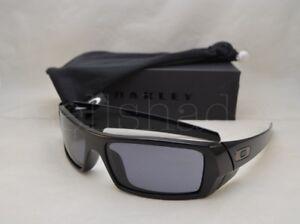 bd437acc7ab7f Oakley GASCAN (OO9014-03-471 60) Polished Black with Gray Lens