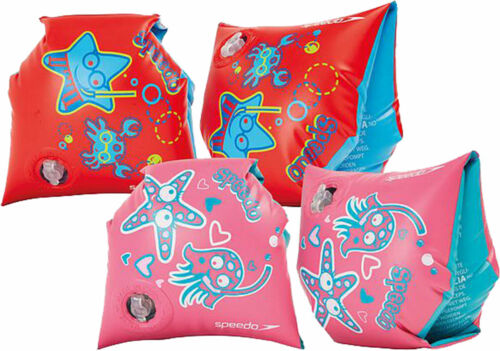 Zoggs Swimming Pool Float Sea Squad Arm Bands Childrens Kids Under 2-6 Years