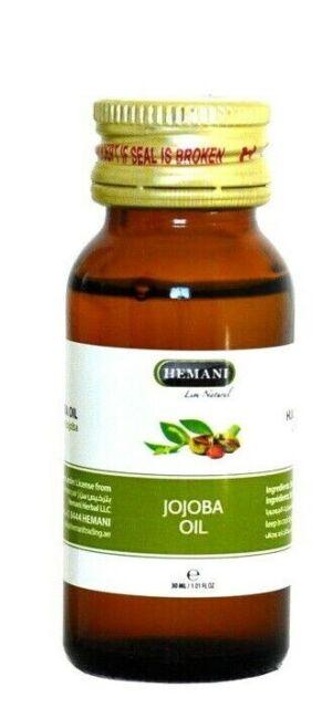 100% Original Hemani Jojobaöl jojoba-Öl kaltgepresst *körperöl & anti Cellulite*