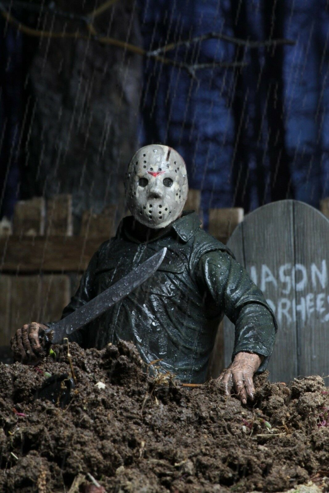 Friday the 13th Part 5 Ultimate  Dream Sequence  Figure With Accessories By NECA
