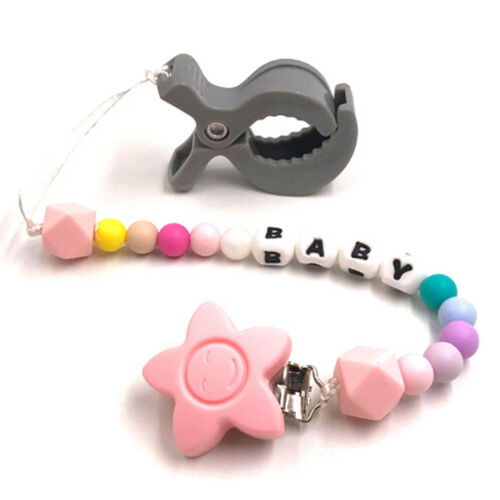 Baby car seat accessories toy pram stroller peg to hook cover blanket clips TWUH