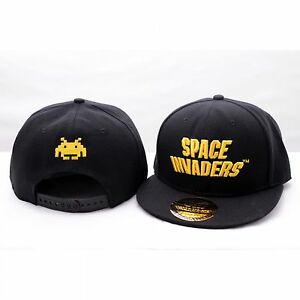 TempéRé Space Rangers Golden Logo Retro Game Baseball Hip-hop Casquette Casquette Snapback-afficher Le Titre D'origine Haute SéCurité