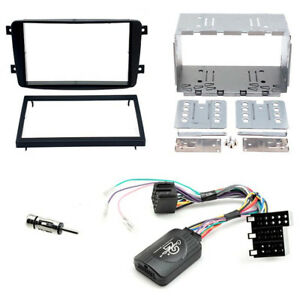 Mercedes C Class W203 Double Din Fascia Panel Adaptor Car Stereo