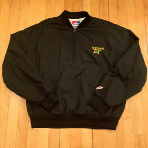 Dallas-Stars-Vintage-90-s-Swingster-1-4-Zip-Pullover-EUC-Rare-Adult-XL