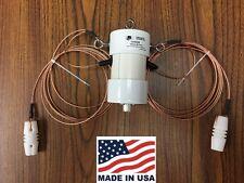 Ready to Hang 11 Meter Half Wave Dipole Antenna with Balun - 11HWDB