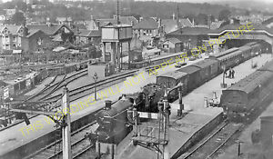 1 GWR Pyle Railway Station Photo Bridgend to Port Talbot and Porthcawl Lines