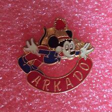 Pins MICKEY ARKADO Walt Disney