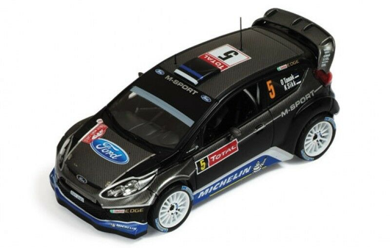 1 43 FORD FIESTA RS WRC Rallye Monte Carlo 2012 O. Tanak