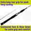 thumbnail 6 - SNIPER-Baitcast-Fishing-Rod-SK-Korean-Comp-Carbon-SIC-Guides-Light-weight-2pc